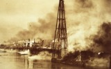Dock Fire - August 1930