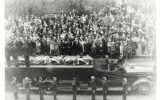 McMaster Fire Funeral 1945